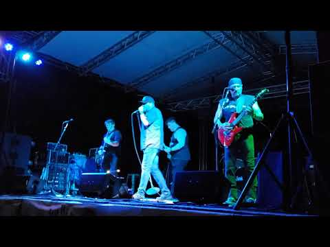 Held Hostage Lightning live with Tim Ripper Owens singing sharkeys 8 8 2020