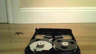 Inside A VHS Tape