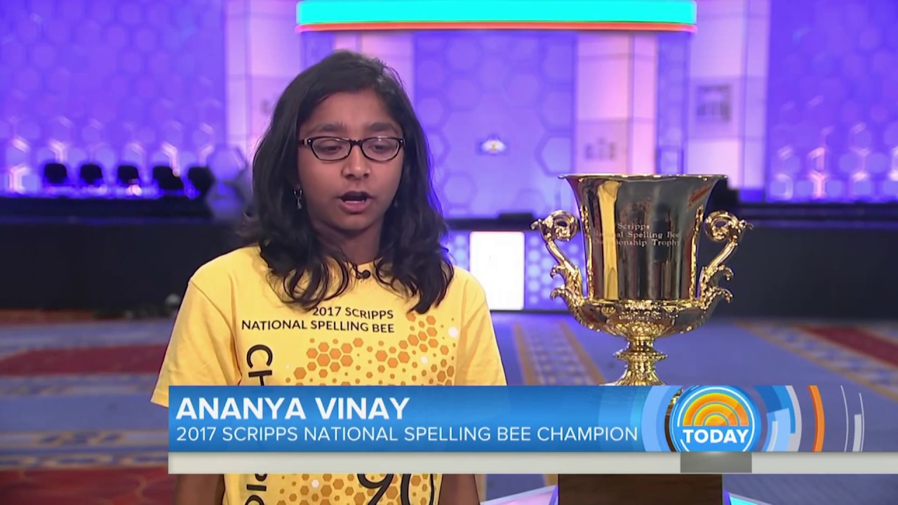 Highlights from the 2017 Scripps National Spelling Bee ...