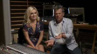 Katherine Jenkins // In The Studio (With David Foster)