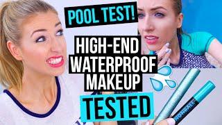 TESTING LUXURY WATERPROOF MAKEUP || What Worked & What DIDN'T