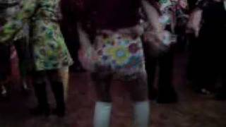 Christmas Party Dancing Hot Pants