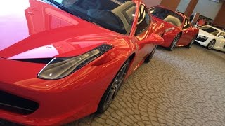 Dubai Cars Compilation - Marina Walk (Tuner Car, Lamborghini, Ferrari and more...) - Carspotting