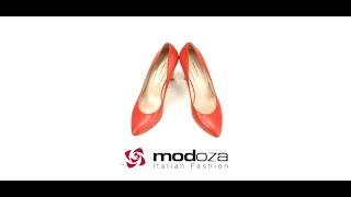 Лучшая итальянская обувь on-line на Modoza.com(Интернет магазин итальянской обуви, брендовой одежды, сумок из Италии - Modoza.com - приглашает Вас окунутся..., 2015-03-20T11:25:44.000Z)
