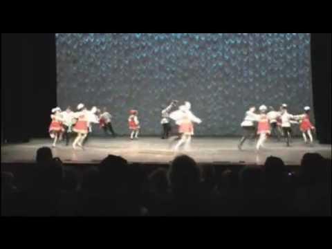Танцевальная картинка ,,Задаваки