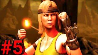 Mortal Kombat X | Modo Historia - Capitulo 5 (Sonya Blade)
