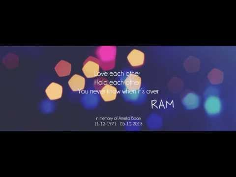 RAM's Tribute Set For Amelia @ Grotesque Indoor Festival 2013