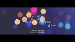 RAM's Tribute set for Amelia @ Grotesque Indoor Festival 2013