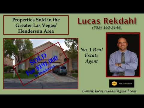 Number #1 listing agent in Anthem