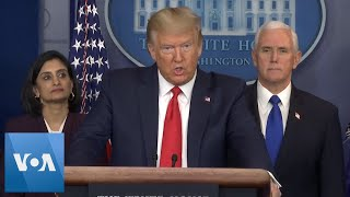 US President Donald Trump Announces Defense Production Act to Fight the Coronavirus CORONAVIRUS U.S. President Donald Trump announced he will invoke a federal provision that allows the government to marshal the private sector to respond ...