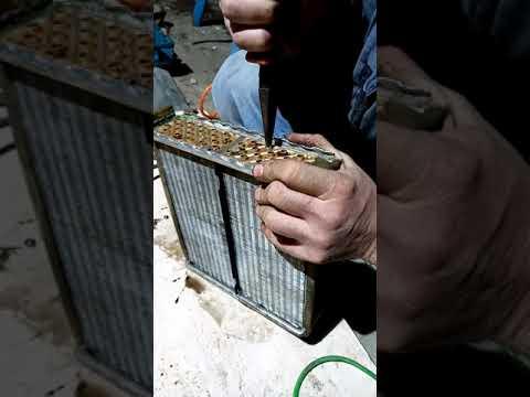 Печка радиатор Мерседес 124