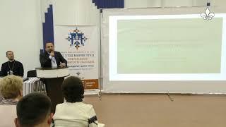 Доповідь доктора Папського університету Зіновія Свириди на ІІІ з'їзді мирян УГКЦ (ТРК