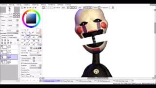 [ FNAF | Speed Edit ] - Old Puppet