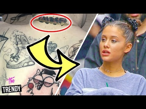Pete Davidson Covered His Ariana Grande Tattoo And You Won't Believe How Mp3
