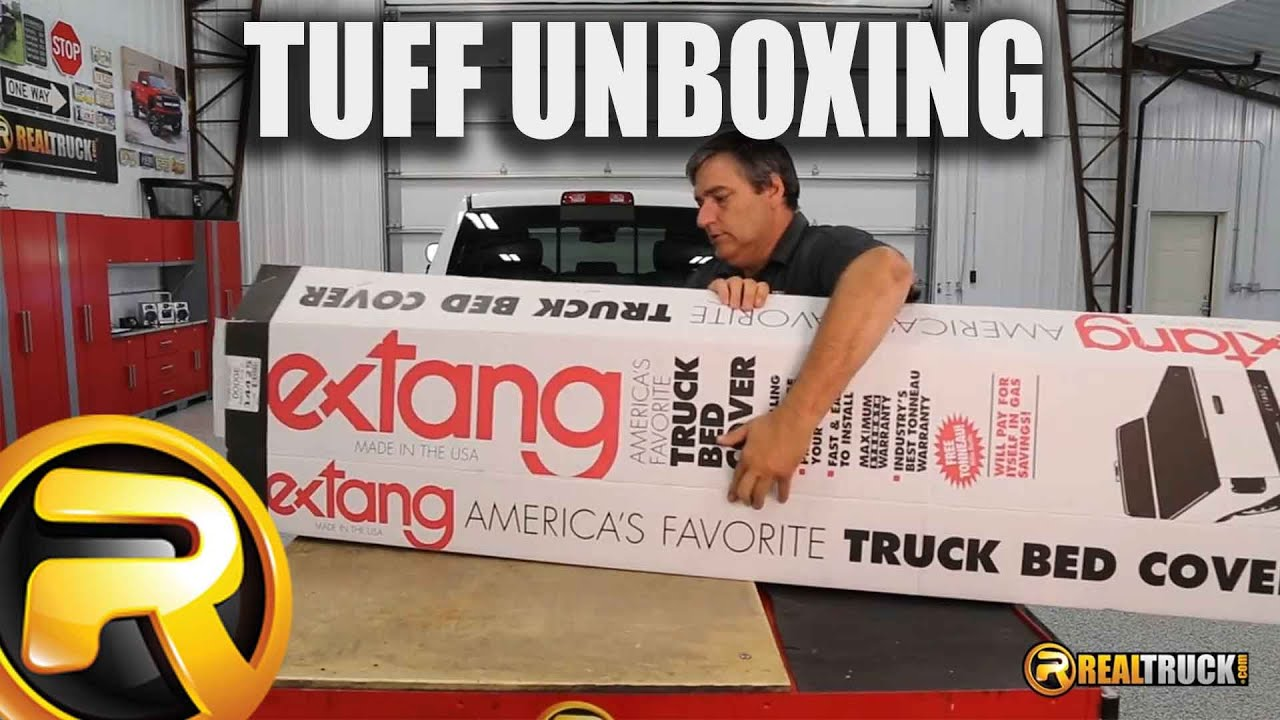 Extang Tuff Tonneau Cover Unboxing Youtube