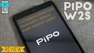Review Pipo W2s, Dual-OS Berlayar Kinclong, Ga Pake Mahal Dong!