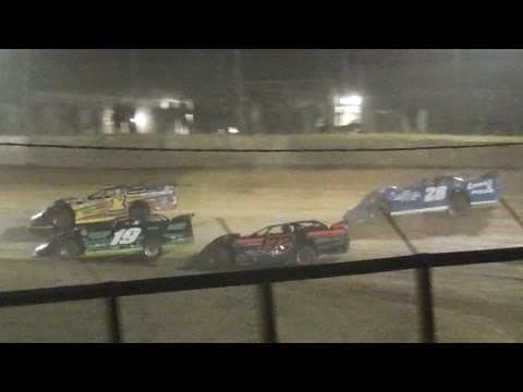 ULMS Super Late Model B-Main Two | Eriez Speedway | September Sweep | 9-24-16