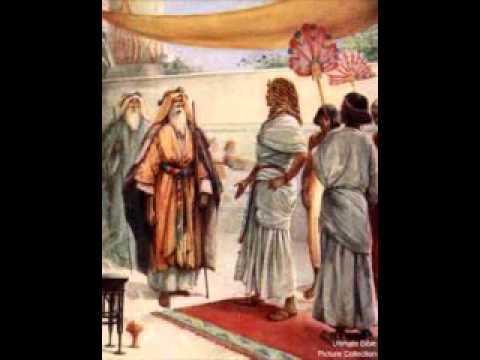 MOSES WENT TO PHARAOH by DAVID BALLARD