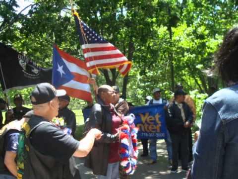 The Bronx Veterans Center!  Honoring The Memory's Of The  58,000 Viet Nam Veterans