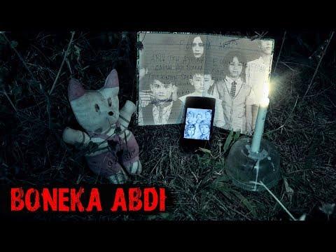 ADA SUARA TAWA!! CHALLENGE BONEKA ABDI DI HUTAN ANGKER!
