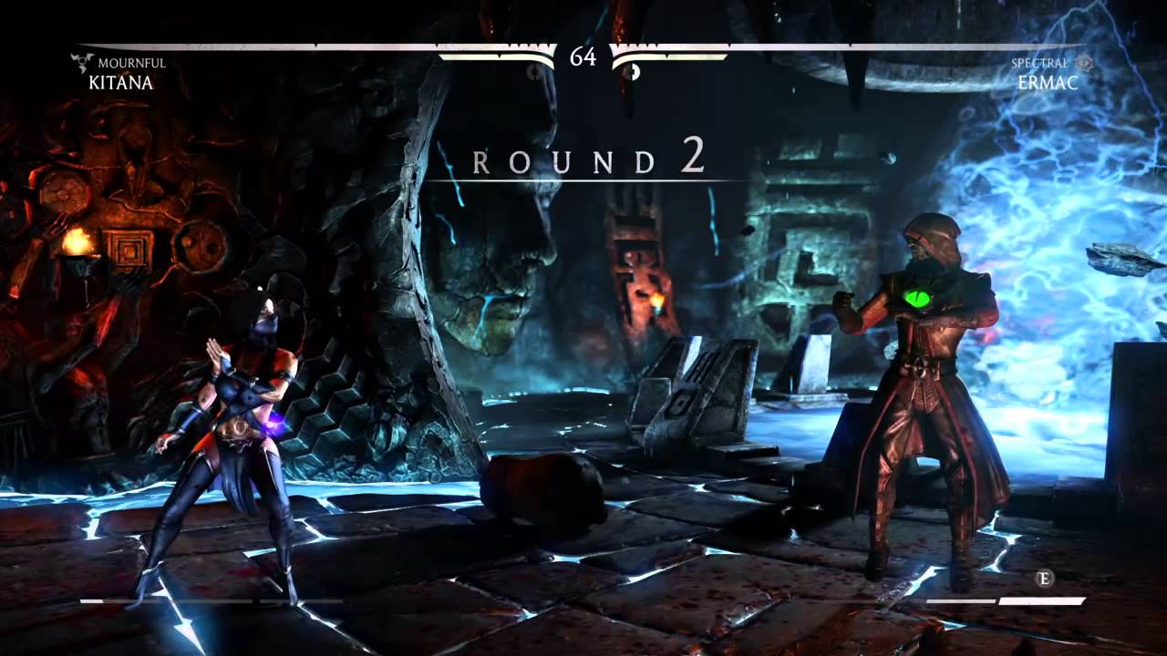 Download Mortal Kombat X Kitana / Scorpion