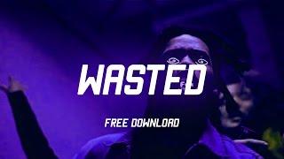 'WASTED' Hard Booming 808 Trap Beat Rap Instrumental | Prod. Retnik Beats | 808 Mafia Type