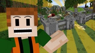 GOING ON A SERVER TOUR!!!! | Minecraft: Enhanced Survival (11)