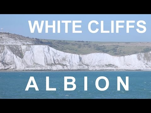 From French Calais To English Dover   FERRY TRIP   White Cliffs Of ALBION