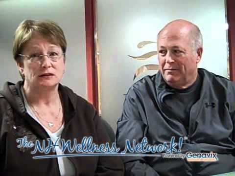 NH Wellness Network Member Testimonial - Susan & Richard Gregory, Salem Athletic Club