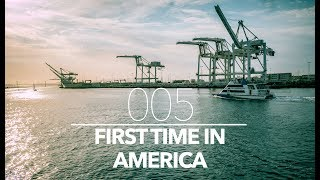 first time in america
