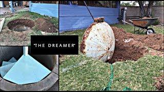 ¡Un hombre hace un descubrimiento increíble en su patio trasero! no creerás lo que encontró
