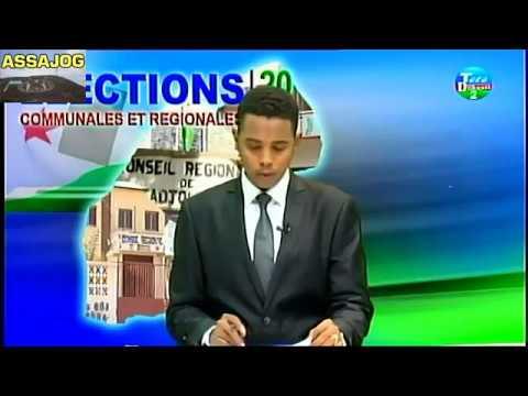 "Djibouti: Journal de campagne en Somali. ""Elections 2017 Comunales et Regionales 21/2/2017"