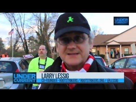 Why Larry Lessig Ran Against Bernie on Money in Politics