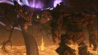 Sonic Unleashed (Wii) - Final Boss: Perfect Dark Gaia