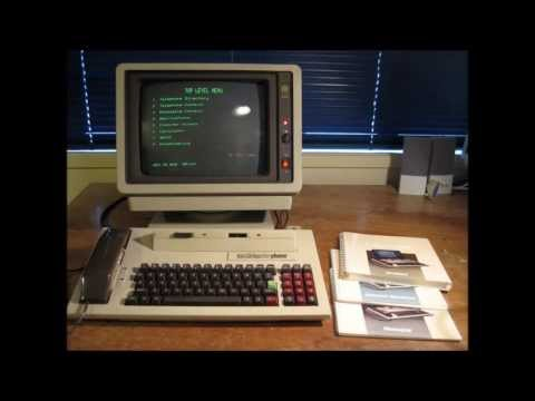 The Telecom Computerphone (aka ICL One Per Desk): As seen in Tezza's classic computer collection