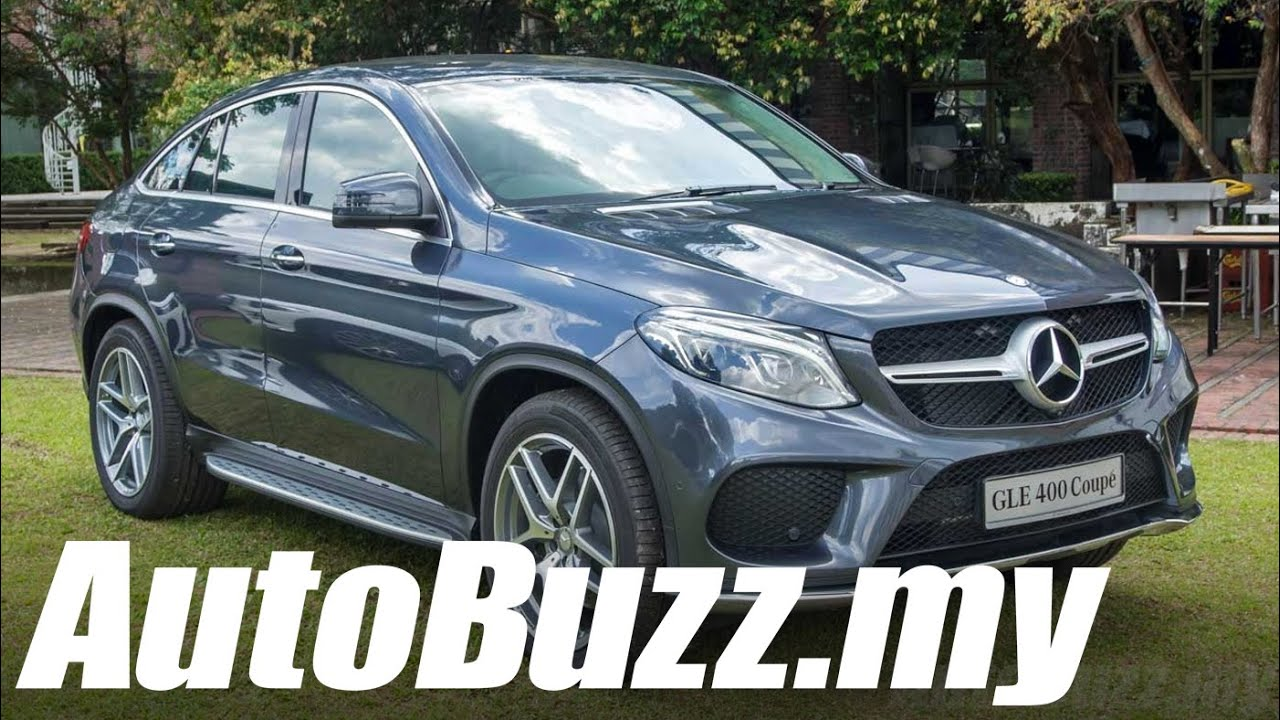 Mercedes Benz Gle Gle Coupe Launched In Malaysia Priced From