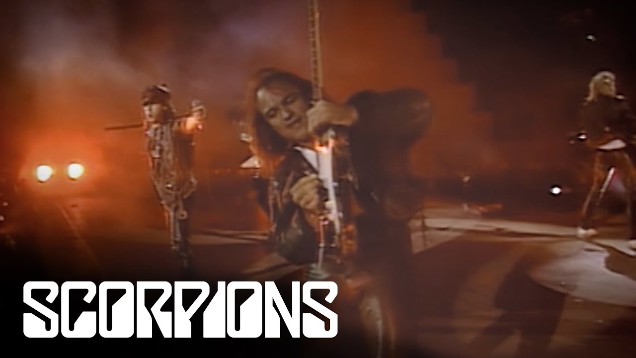 Scorpions - In The Flesh? (The Wall - Live in Berlin 1990) - YouTube