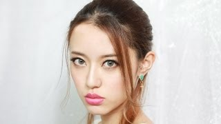 +本編メイク動画はこちらから cosmetics used can be found here. http:...