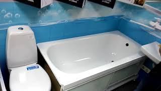Стальная ванна Smavit. Обзор, отзывы, как выбрать