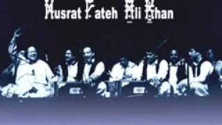 Hum Hosh Bhi Apne Bhool Gaye  Part 2 3    Nusrat Fateh Ali Khan   YouTube