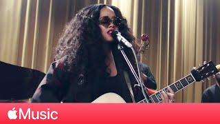 "H.E.R.: ""FATE"" Live Performance 