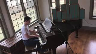 Billy Joel - Uptown Girl (Piano Cover) | Mega-Hurtz Piano