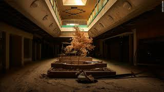The Beach Boys- God Only Knows (playing in an abandoned mall)