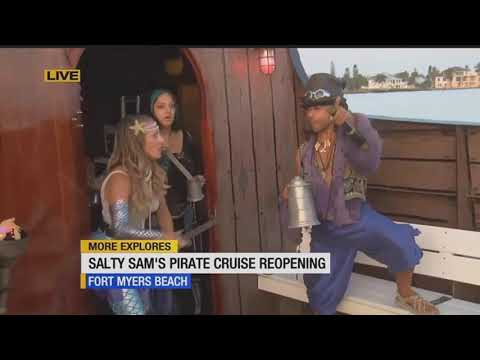 More Explores: Salty Sam's Pirate Cruise reopens