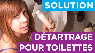 comment nettoyer wc