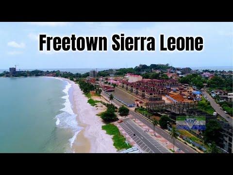 Freetown Sierra Leone Beauty.