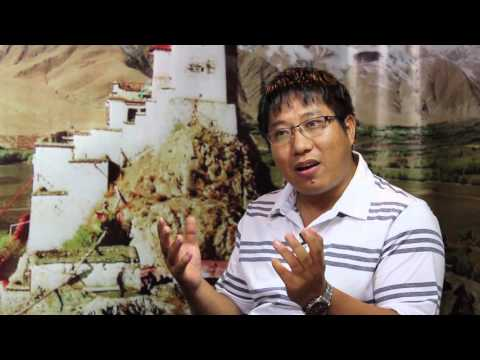 Voice of Tibet Lobsang Tampa 2015 TEXT Whole Interview