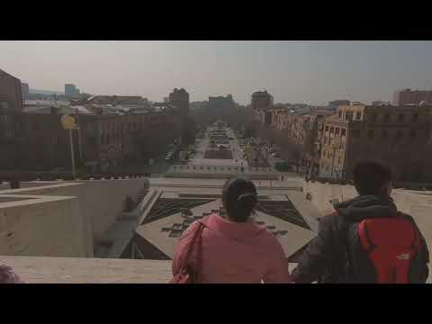 traveling Armenia