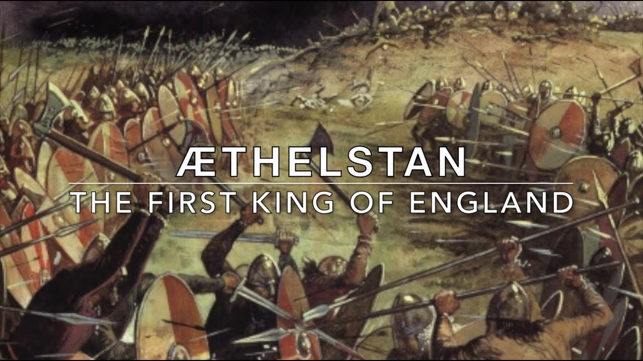 england Fist king of
