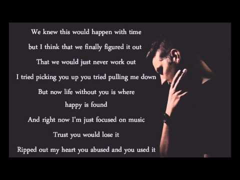Kindest Regards - Witt Lowry Lyrics